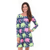 Elephant Walk Paisley Aubrey Dress