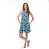 Star Lattice Lilian Dress