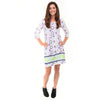 Ikat Elephant Olivia Dress