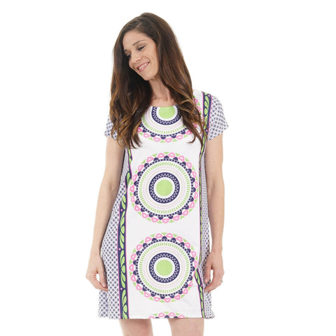 Medallion Willa Dress