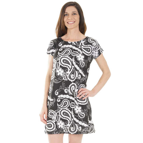 Paisley Willa Dress
