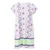 Ikat Elephant Willa Dress