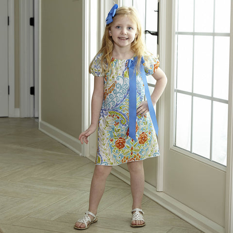 Medallion Charlotte Dress