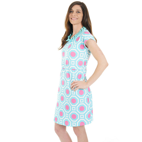 Octagon Lauren Dress