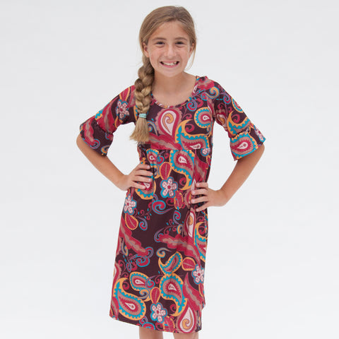 Ruby Paisley Liv Dress