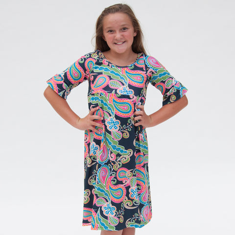 Paisley Liv Dress