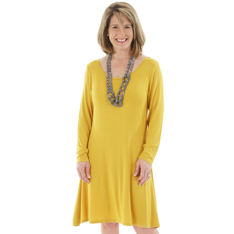 Mustard Kayla Dress