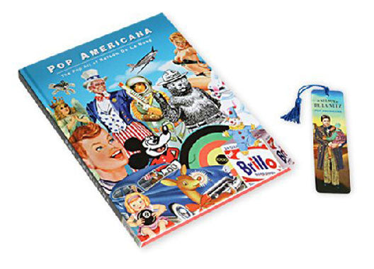 Pop Americana: The Pop Art of Nelson De La Nuez Book
