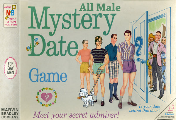 the museum of humor art nelson de la nuez moha mystery date board game gay
