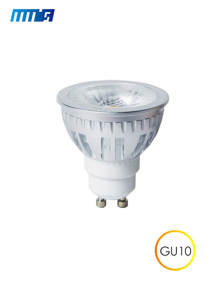 MM's™ High CRI 98 Ra GU10 LED Bulb - Daylight Cold White - 5600K - 6W