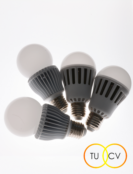 MM's™ High CRI 98 Ra LED Bulb - Daylight Cold White - 5600K - 360° Beam Angle