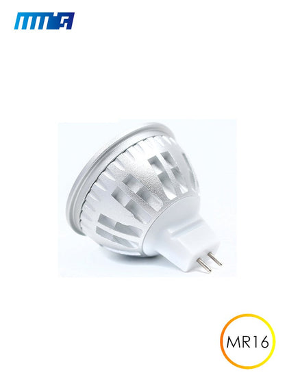 MM's™ High CRI 98 Ra MR16 LED Bulb - Daylight Cold White - 5600K - 6W