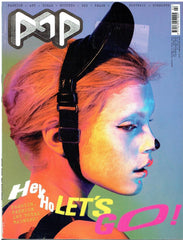 Pop Magazine issue 12 2006 - Fashion - Art - Sex - Trash - Football - Alexander McQueen