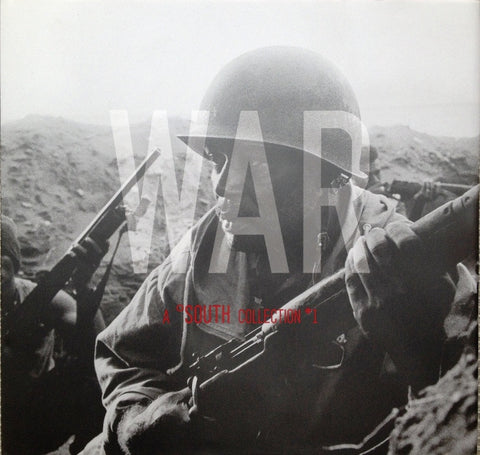 War / A South Collection #1 / signed by 7 Australian photographers