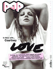 Pop Magazine issue 14 06/07 - Courtney Love - Karl Lagerfeld - Dolce & Gabbana - Juergen Teller etc