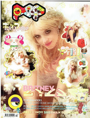 Pop Magazine issue 23 - Britney Spears - Prada - Cindy Sherman - glossy Fashion extravaganza