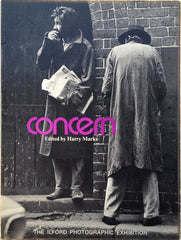 Concern / The Ilford photographic exhibition. Rennie Ellis, Paul Cox etc