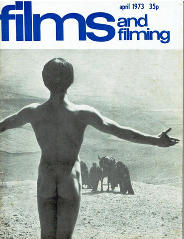 Films and Filming magazine April 1973