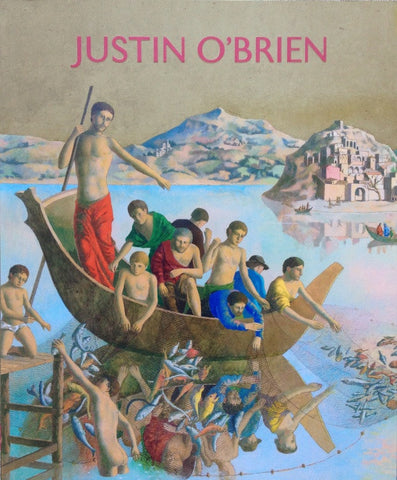 Justin O'Brien / The sacred Music of Colour