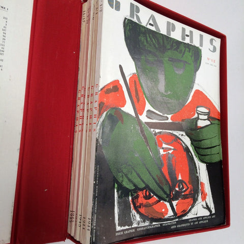 Graphis Magazine The First 250 issues