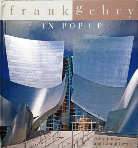 Frank Gehry / Pop-Up!!!