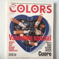 Colors issue 30 Valentines Special