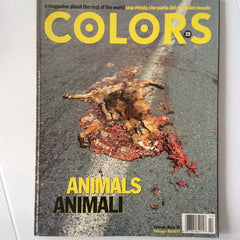 Colors issue 19  Animals
