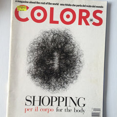 Colors issue 18 Shopping for the Body