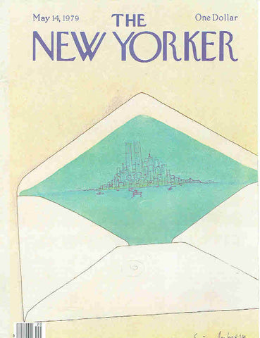 The New Yorker...original illustrated covers