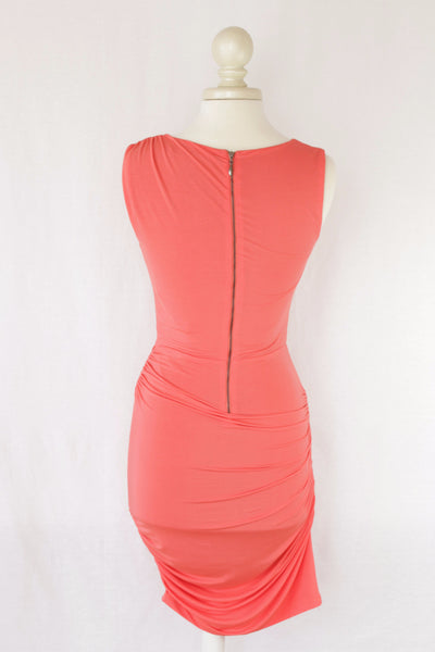 Tangerine Dream Sleeveless Dress