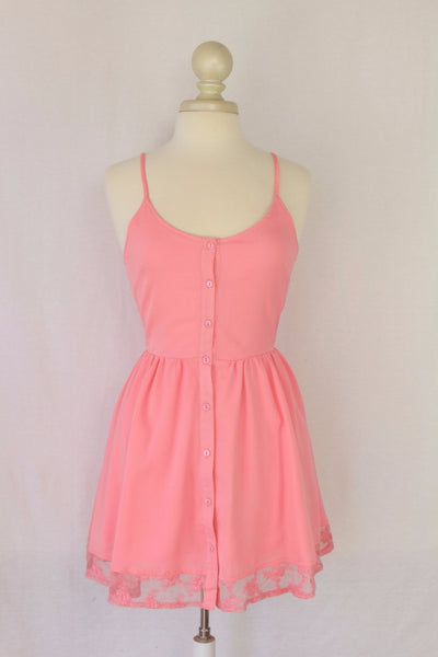 Ballerina Dress in Pink