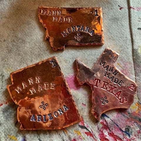 Copper Markers, State Pride Series