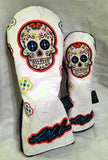 Sugar Skull Driver and FW covers