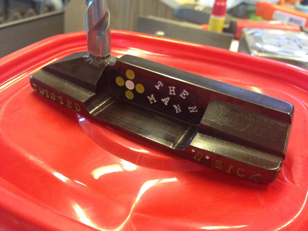 Rattler•C First Run Putters Available
