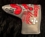 Ratt-Mann Putter Covers, three color combinations