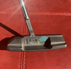 Center Shafted Rattler Black Oxide Finish