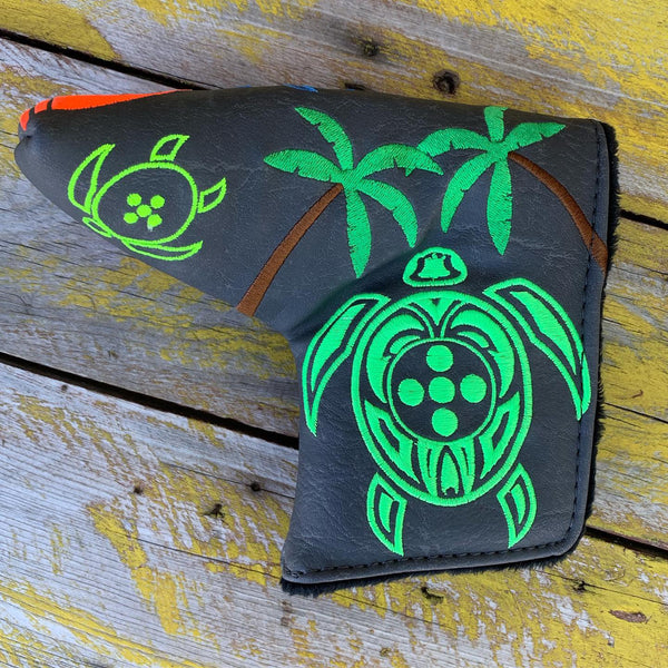 Kauai Sea Turtle Putter Covers