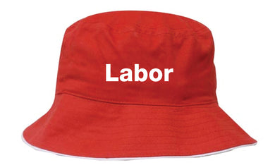 Labor Bucket Hat