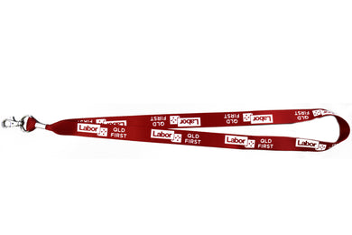 Qld Labor Lanyards