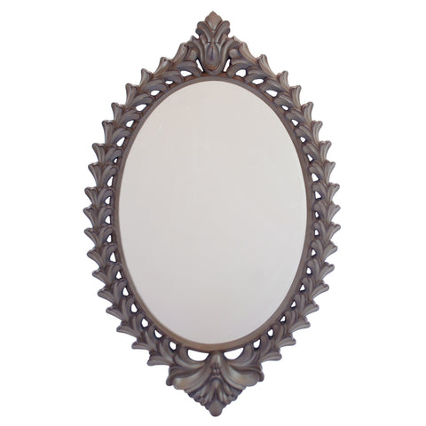"CLASSICALLY CONTAGIOUS MIRROR 50"" TALL"