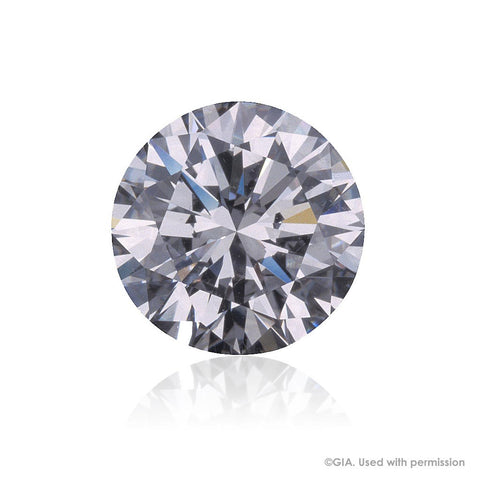 Single Round Brilliant Cut Diamond = 1.20ct