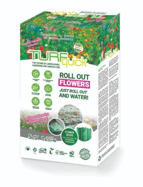 Butterfly and Honeybee - Turfquick Planting Textile