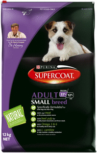 Supercoat Dog - Adult Small Breed, 1 year +