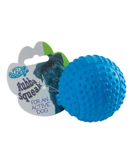 Rubba Squeak Tennis Ball – 9cm