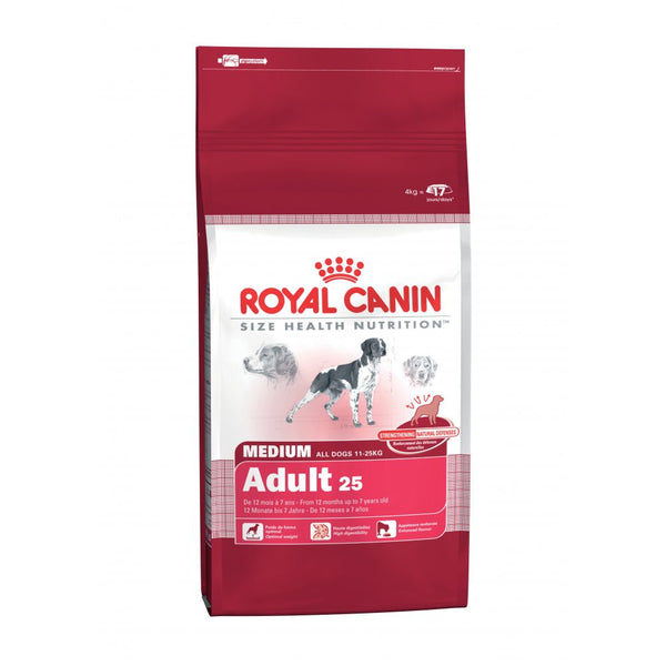 Royal Canin Dog - Royal Canin MEDIUM ADULT,