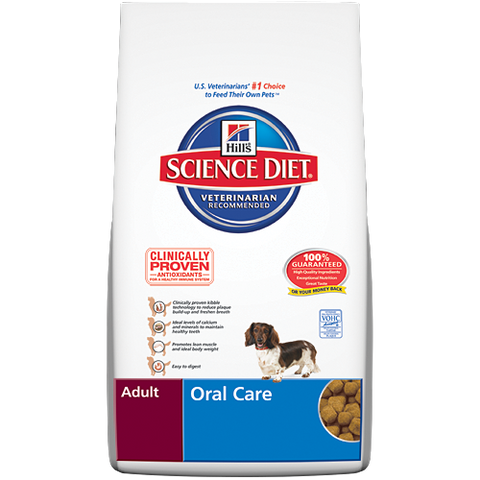 Science Diet Dog - Oral Care, Adult