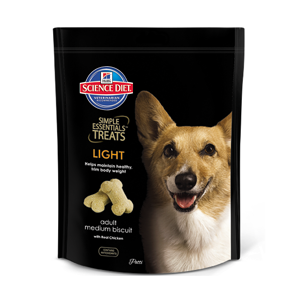 Science Diet Dog - Simple Essentials Treats Light
