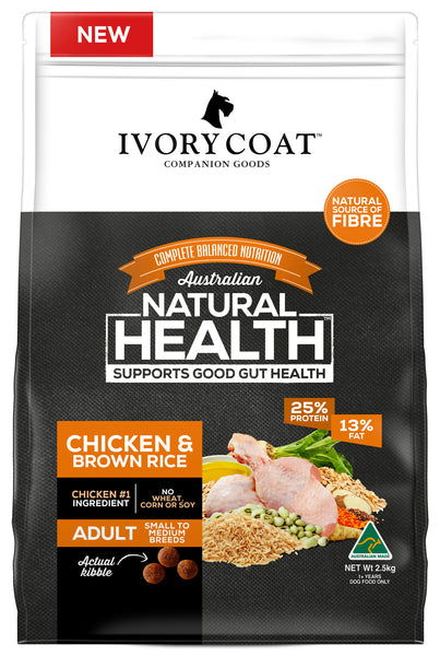 Ivory Coat - Adult Chicken & Brown Rice