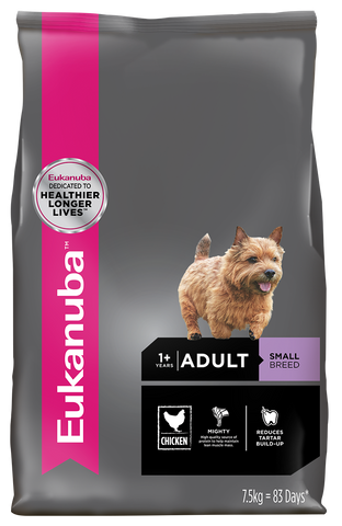 Eukanuba Dog - Adult Chicken Small Breed