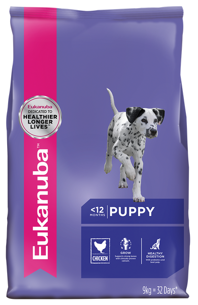 Eukanuba Dog - Puppy Chicken Medium Breed